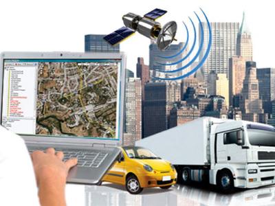 Transportes dentro del territorio nacional con sistema de rastreo satelital